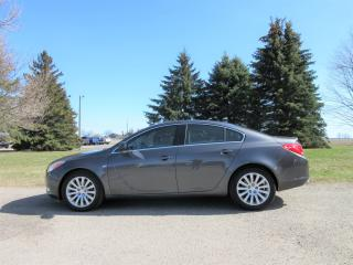 Used 2011 Buick Regal CXL Turbo for sale in Thornton, ON