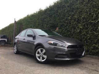 Used 2015 Dodge Dart SXT for sale in Surrey, BC