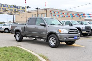 Used 2006 Toyota Tundra Limited  for sale in Brampton, ON