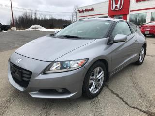 Used 2011 Honda CR-Z EX for sale in Smiths Falls, ON