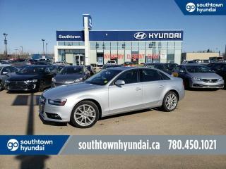 Used 2014 Audi A4 2.0 Progressiv for sale in Edmonton, AB