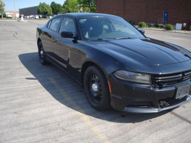 Used 2016 Dodge Charger Awd 5 7 Hehi Ex Police For Sale In