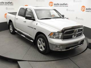 Used 2012 Dodge Ram 1500 SLT for sale in Red Deer, AB