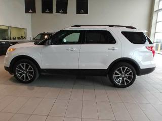 Used 2015 Ford Explorer XLT for sale in Red Deer, AB