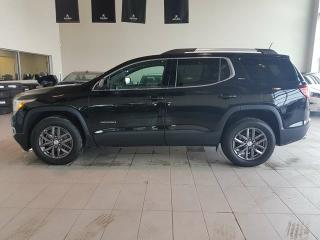 Used 2017 GMC Acadia SLT-1 - Nav, B/U Cam, Heated Leather, Sunroof + PWR Liftgate! for sale in Red Deer, AB