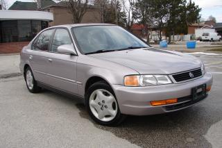 Used 1997 Acura EL Base for sale in Mississauga, ON