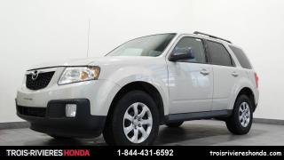 Used 2009 Mazda Tribute GX bas kilométrage bluetooth for sale in Trois-rivieres, QC