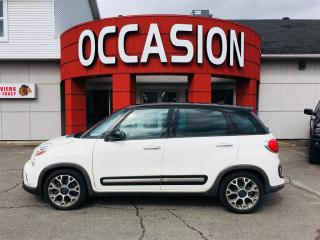Used 2014 Fiat 500 L Trekking - Cuir for sale in Sorel-tracy, QC