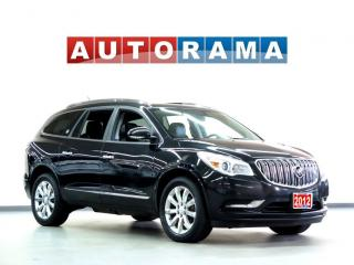 Used 2012 Buick Enclave LEATHER PANORAMIC SUNROOF 7 PASSENGER 4WD for sale in North York, ON