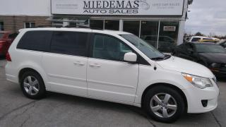 Used 2009 Volkswagen Routan Highline for sale in Mono, ON