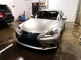 Used 2015 Lexus IS 250 F SPORT! AWD! for sale in Scarborough, ON