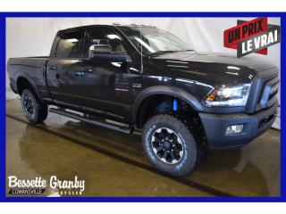 Used 2018 Dodge Ram 2500 Power Wagon +toit for sale in Granby, QC