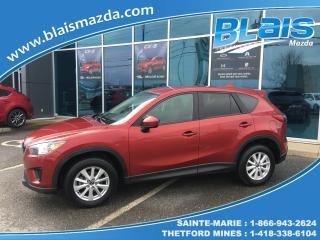 Used 2013 Mazda CX-5 GX AWD for sale in Sainte-marie, QC