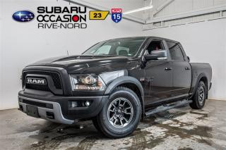 Used 2016 Dodge Ram 1500 Rebel Hemi 4x4 for sale in Boisbriand, QC
