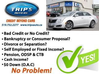 Used 2017 Cadillac XTS Base for sale in Brantford, ON