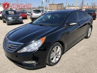 Used 2011 Hyundai Sonata Limited w/Navi/ONE OWNER/NO ACCIDENT/CERTIFIED/WAR for sale in Cambridge, ON