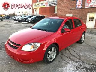 Used 2010 Chevrolet Cobalt LT w/1SA/ONE OWNER/CERTIFIED/WARRANTY INCLUDED for sale in Cambridge, ON