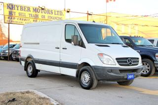Used 2011 Mercedes-Benz Sprinter 2500 for sale in Brampton, ON