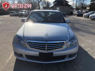 Used 2010 Mercedes-Benz C250 4MATIC/LOW KMS/ONE OWNER/CERTIFIED/WARRANTY INCL for sale in Cambridge, ON