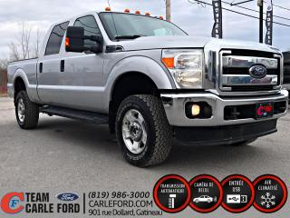 Used 2016 Ford F-250 Ford F-250 XLT 2016 6.2L, Crewcab for sale in Gatineau, QC