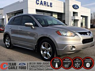 Used 2009 Acura RDX Acura RDX 2009 AWD, Bluetooth, toit ouvr for sale in Gatineau, QC