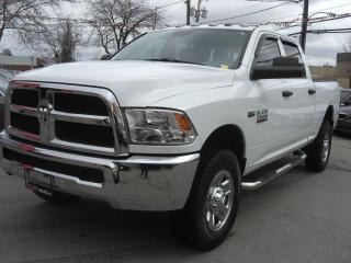 Used 2015 RAM 2500 4x4 Crew Cab Hemi 6.4L for sale in London, ON