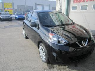 Used 2015 Nissan Micra S à hayon 4 portes BM for sale in Mirabel, QC