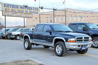 Used 2002 Dodge Dakota SLT 4X4 for sale in Brampton, ON