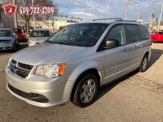 Used 2012 Dodge Grand Caravan 3.6L/CERTIFIED/WARRANTY INCLUDED for sale in Cambridge, ON