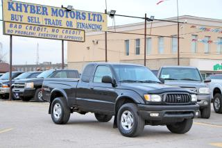 Used 2004 Toyota Tacoma 4X4 TRD for sale in Brampton, ON