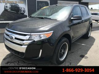 Used 2013 Ford Edge 4 portes SEL, Traction intégrale for sale in St-Georges-de-Champlain, QC