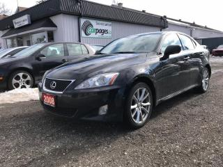 Used 2008 Lexus IS 250 AWD for sale in Bloomingdale, ON