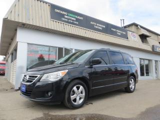 Used 2009 Volkswagen Routan HIGHLINE,NAVI,DVD-2SCREENS,LEATHER,SUNROOF,FOGS for sale in Mississauga, ON