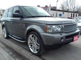 Used 2008 Land Rover Range Rover Sport HSE for sale in Scarborough, ON