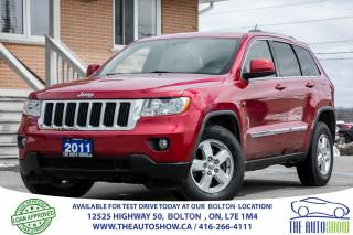 Used 2011 Jeep Grand Cherokee Laredo 3.6L 4x4 auto start for sale in Caledon, ON