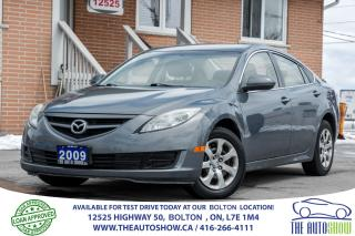 Used 2009 Mazda MAZDA6 GS for sale in Caledon, ON