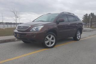 Used 2008 Lexus RX 400h Ultra Premium for sale in Pickering, ON