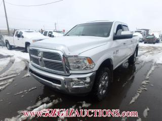 Used 2011 Dodge RAM 2500 LARAMIE CREW CAB SWB 4WD 6.7L for sale in Calgary, AB