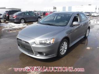 Used 2015 Mitsubishi LANCER SE 4D SEDAN AT FWD 2.4L for sale in Calgary, AB