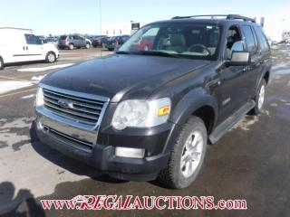 Used 2007 Ford EXPLORER XLT 4D UTILITY 4WD 7 PASS 4.6L for sale in Calgary, AB