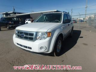 Used 2008 Ford ESCAPE HYBRID 4D UTILITY AWD for sale in Calgary, AB