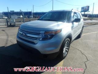Used 2015 Ford EXPLORER XLT 4D UTILITY V6 4WD for sale in Calgary, AB