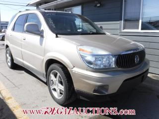 Used 2006 Buick RENDEZVOUS CX AWD 4D UTILITY AWD for sale in Calgary, AB
