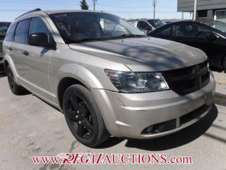 Used 2009 Dodge JOURNEY R/T 4D UTILITY for sale in Calgary, AB