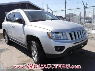 Used 2011 Jeep COMPASS  4D UTILITY for sale in Calgary, AB