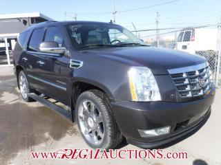 Used 2010 Cadillac ESCALADE HYBRID 4D UTILITY 4WD for sale in Calgary, AB