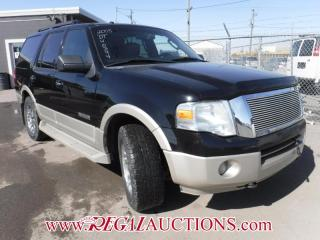 Used 2008 Ford EXPEDITION EDDIE BAUER 4D UTILITY 4WD for sale in Calgary, AB