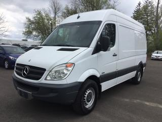 Used 2013 Mercedes-Benz SPRINTER 2500 144 * BLUETEC * DIESEL * BLUETOOTH for sale in London, ON