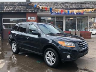Used 2011 Hyundai Santa Fe GLSPremium,AWD,Sunroof,HtdSeat,Alloy,Fogs,Warranty for sale in York, ON