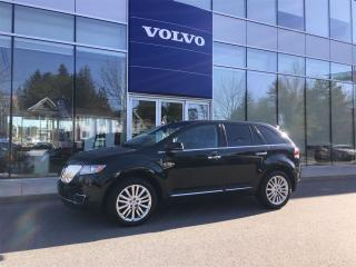 Used 2012 Lincoln MKX AWD Fully Loaded all options for sale in Surrey, BC